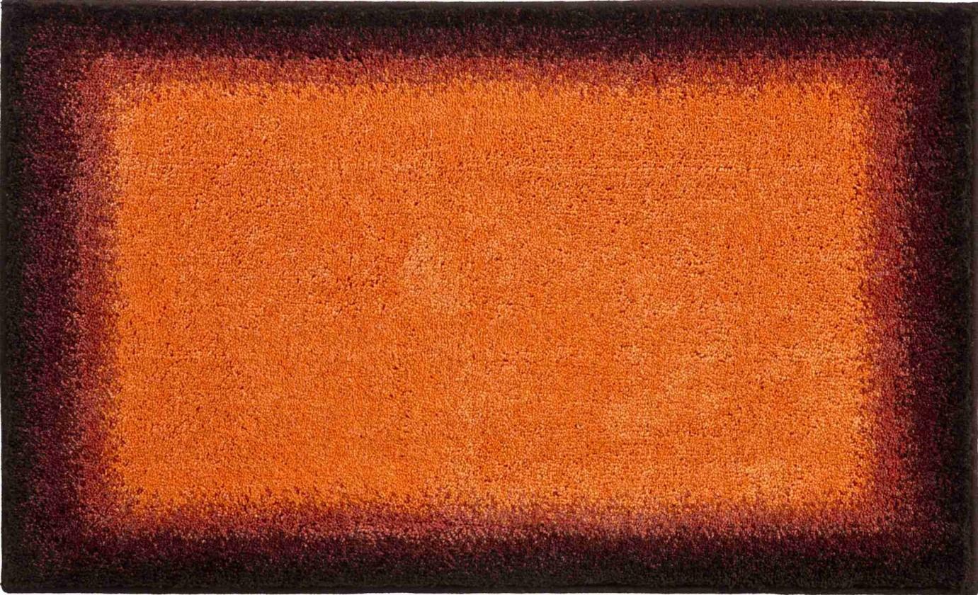 Avalon - Kúpeľňová predložka 60x100 cm (pomerančová)