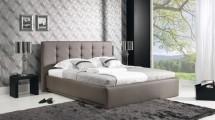 Avalon Rám postele 160x200, úp (eko skay tiguan105) - II. akosť
