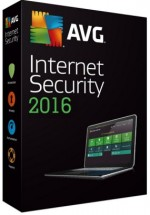 AVG Internet Security 2016 3 lic. (12 měs.)