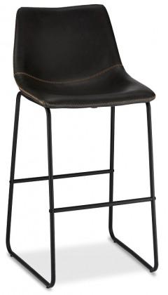 Barová stolička Barová stolička Guaro čierna