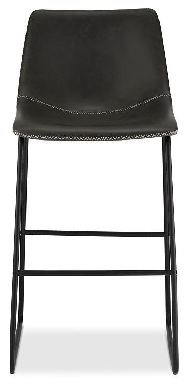 Barová stolička Barová stolička Guaro sivá, čierna