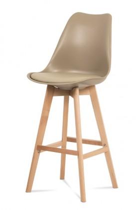 Barová stolička Barová stolička Lina (béžová)