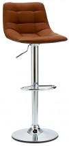 Barová stolička Fuente hnedá