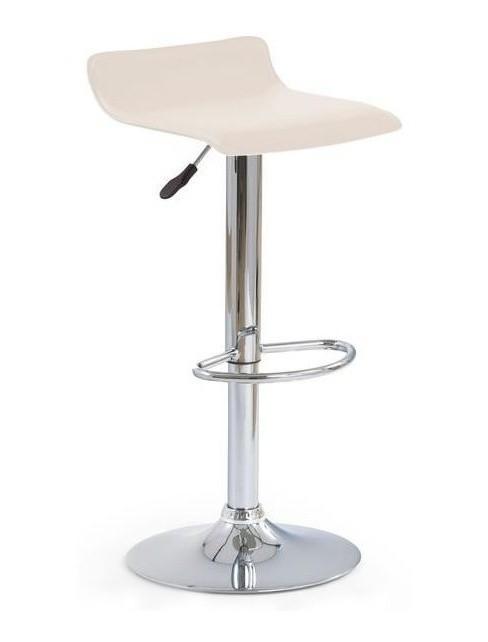 Barová stolička H1 (krémová)