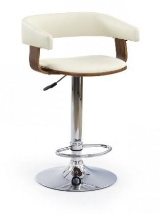 Barová stolička H12 - Barová židle,ořech