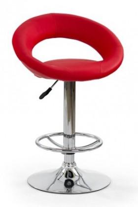 Barová stolička H15 (červená)
