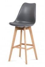 Barová stolička Lina (sivá)