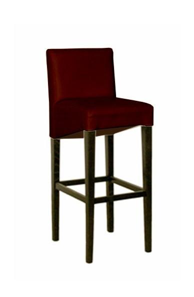 Barová stolička Nera (antik nuss/electra braun 370)
