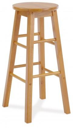 Barová stolička OTTANA(kaučukovník, morenie jelša)