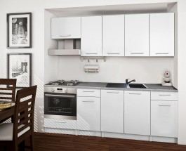 Basic - kuchynský blok B 220 cm