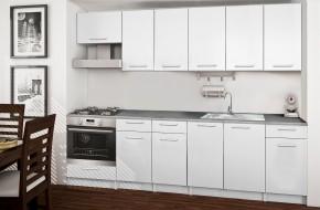 Basic - kuchynský blok E 260 cm