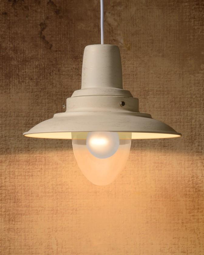 Bastia - stropné osvetlenie, 24W, E27 (biela)