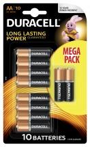 Batéria Duracell basic AA