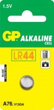 Batéria GP alkalická gombíková A76