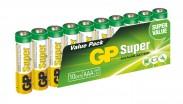 Batéria GP Super Alkaline AAA 10ks