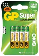 Batéria GP Ultra Alkaline AAA 8ks
