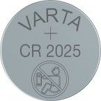 Batéria Varta CR2025 5ks