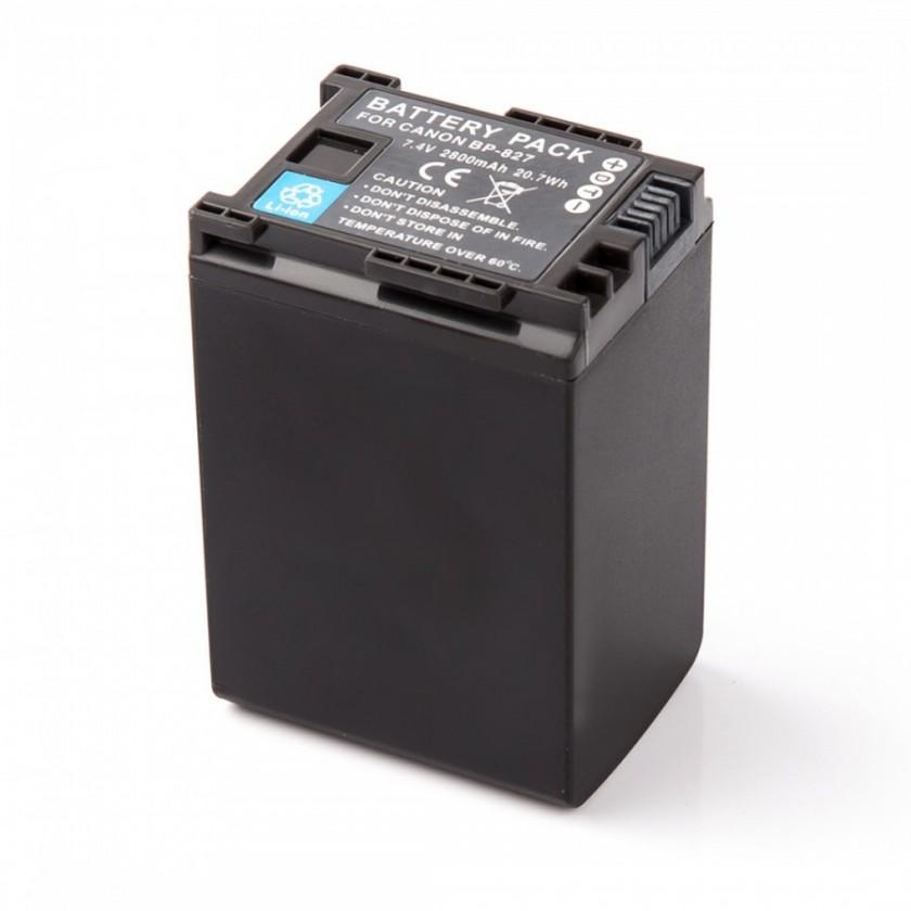 Batérie do fotoaparátov Batéria MadMan Canon BP-827