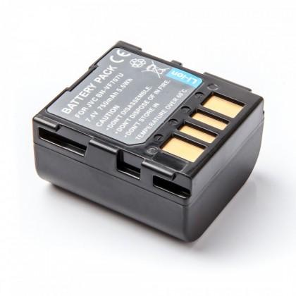 Batérie do fotoaparátov Batéria MadMan JVC BN-VF707/707U