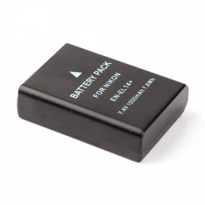 Batérie do fotoaparátov Batéria MadMan Nikon EN-EL14