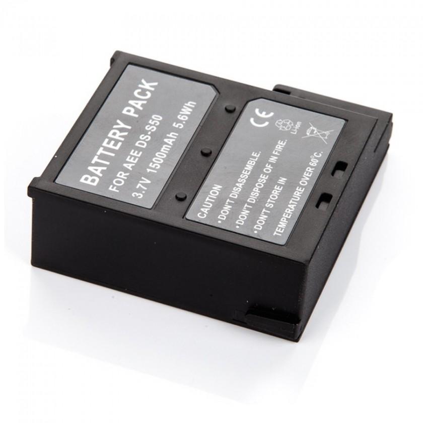 Batérie do fotoaparátov MadMan Baterie pro AEE S70/S71 1500mAh