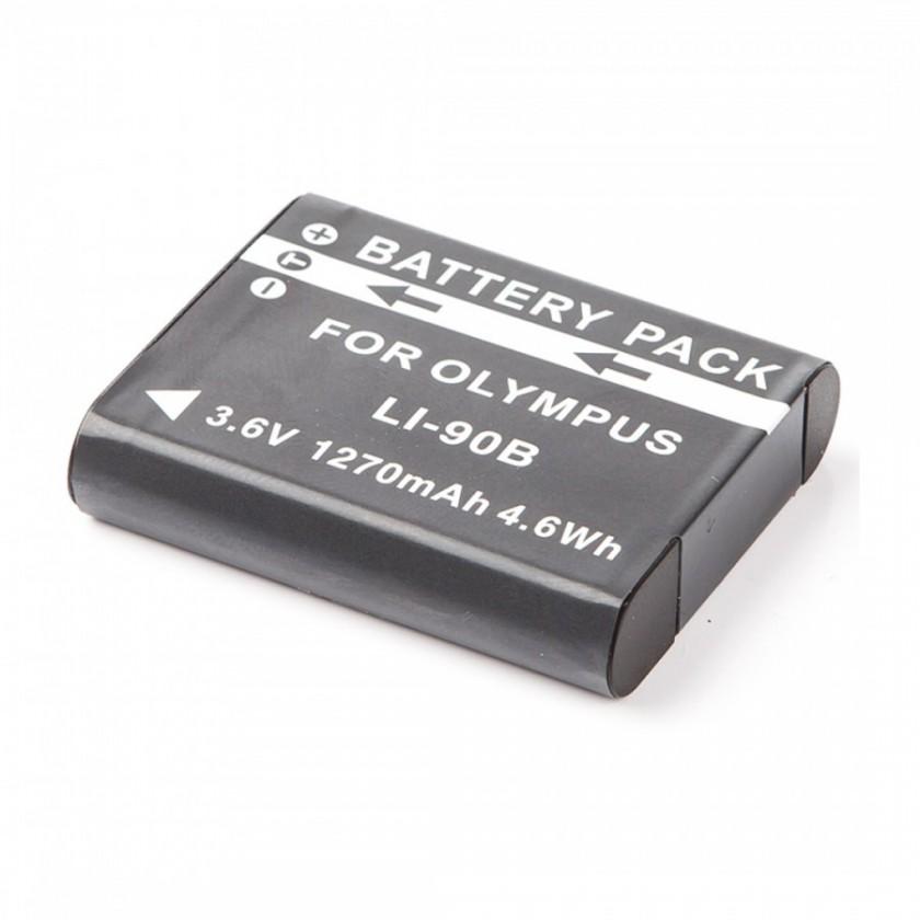 Batérie do fotoaparátov MadMan Baterie pro Olympus LI-90B