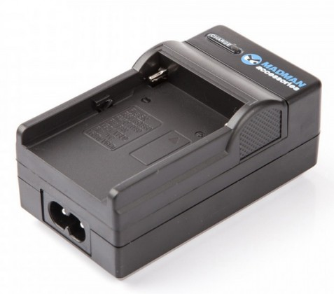 Batérie do fotoaparátov Nabíjačka MadMan Sony FW 50