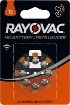 Batérie do naslouchadel Varta 4606745418, HAB13, 8ks