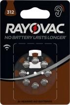 Batérie do naslouchadel Varta 4607745418, HAB312, 8ks
