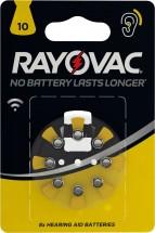 Batérie do naslouchadel Varta 4610745418, HAB10, 8ks