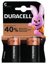 Batérie Duracell Basic, LR14, 2ks