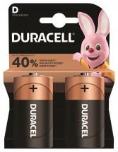 Batérie Duracell Basic, LR20, 2ks