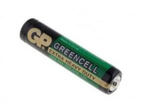 Batérie GP Greencell 24G R03 AAA 4ks