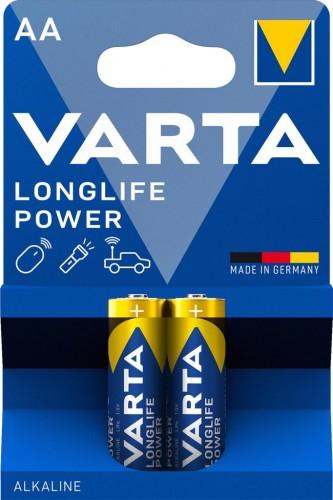 Batérie Varta High Energy, AA, 2ks