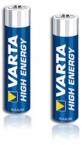 Batérie VARTA HIGH ENERGY AAA 4ks