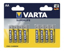 Baterie VARTA Superlife AA 8ks