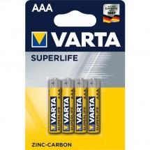 Batérie VARTA Superlife AAA 4ks