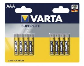 Batérie Varta Superlife, AAA, 8ks