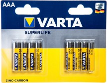 Baterie VARTA Superlife AAA 8ks