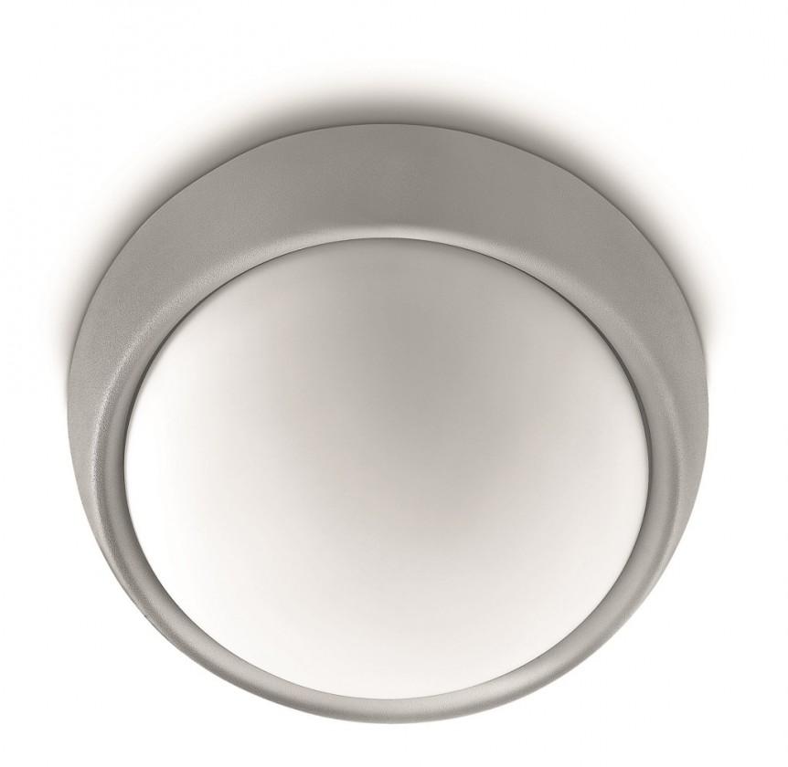 Bath - Kúpeľňové osvetlenie E 27, 28,7cm (šedá)