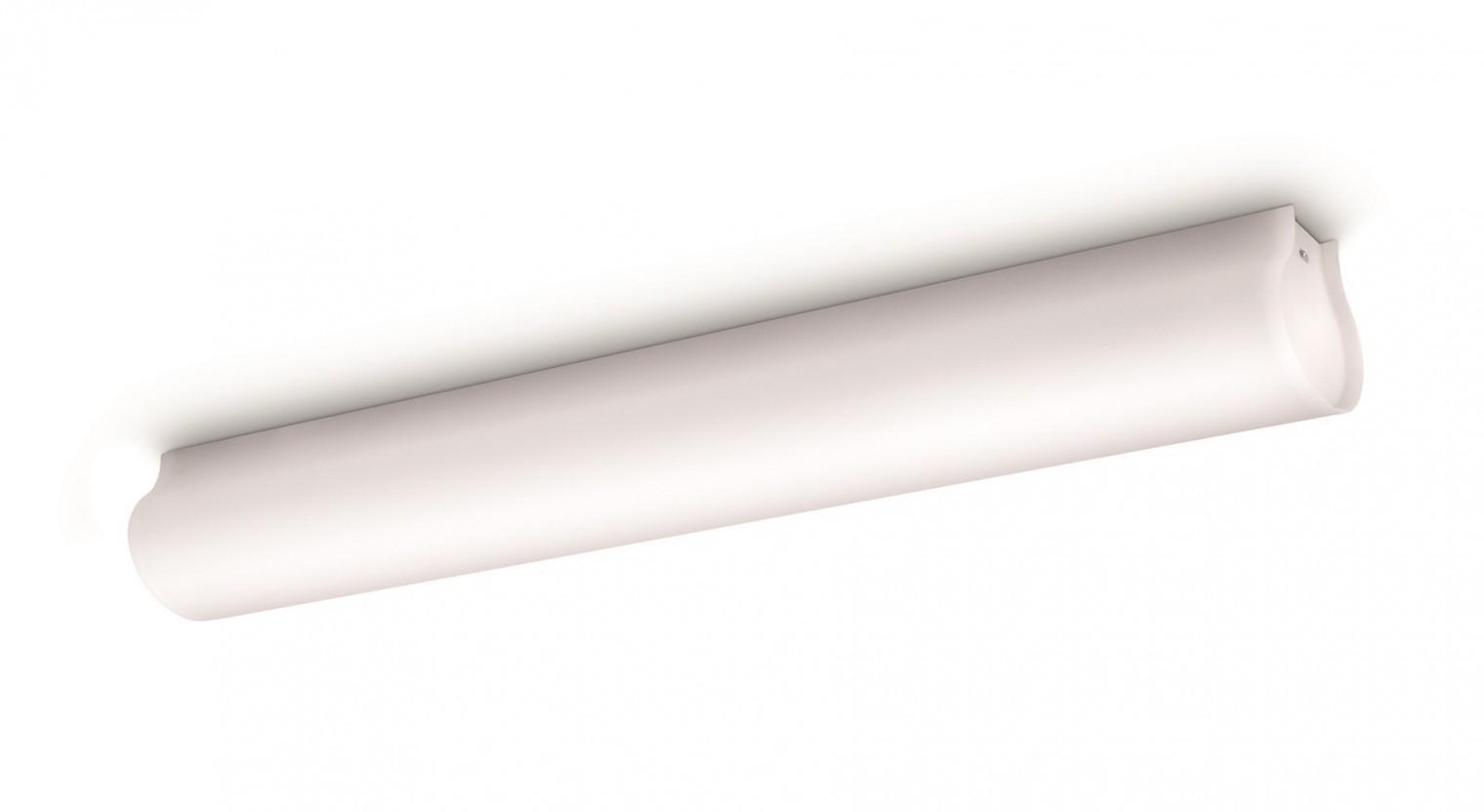 Bath - Kúpeľňové osvetlenie G5, 63,2cm (biela)