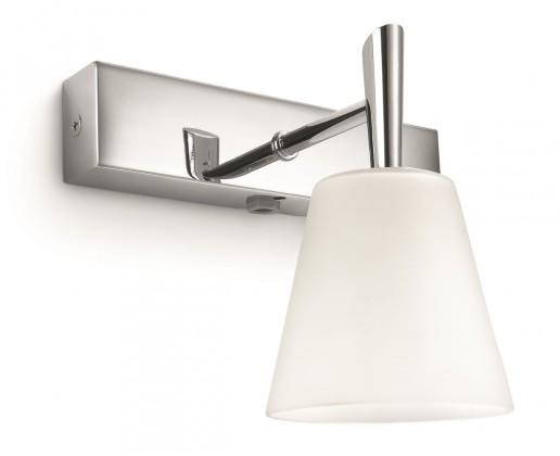 Bath - Kúpeľňové osvetlenie G9, 16,5cm (lesklý chrom)