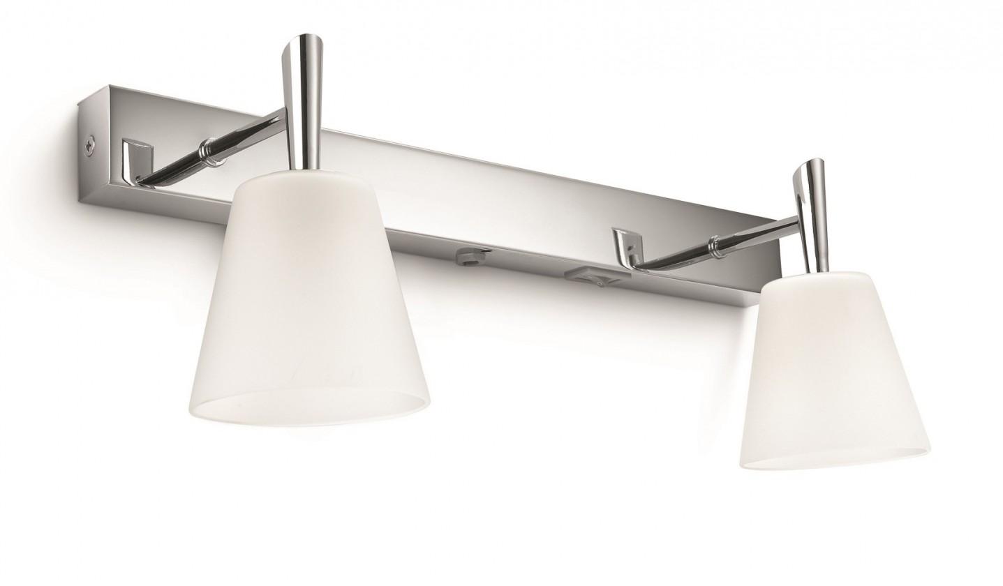 Bath - Kúpeľňové osvetlenie G9, 37cm (lesklý chrom)