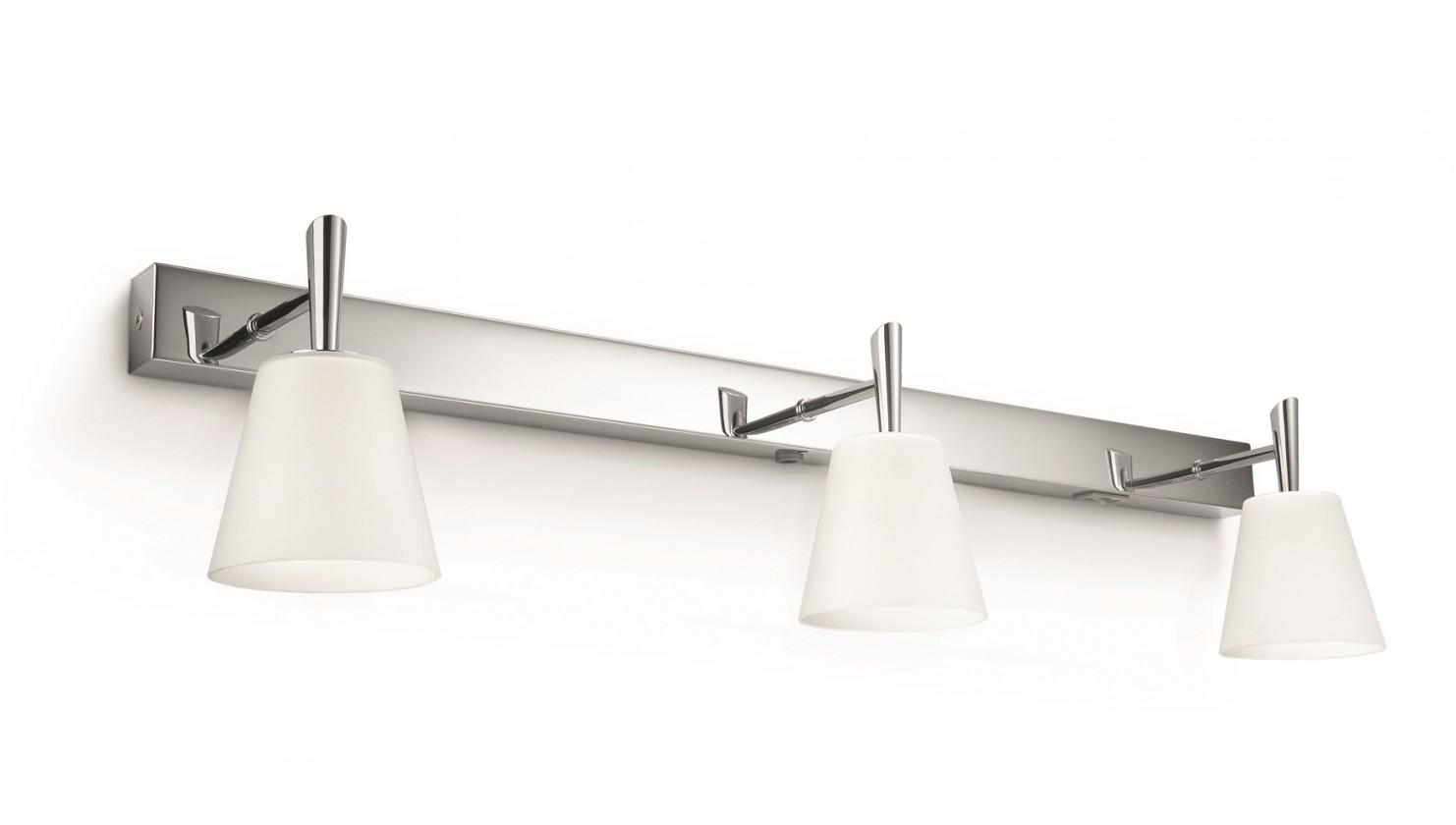 Bath - Kúpeľňové osvetlenie G9, 65cm (lesklý chrom)