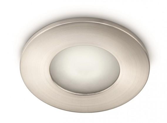 Bath - Kúpeľňové osvetlenie GU 10, 10,5x10,5x10,5 (matný chrom)