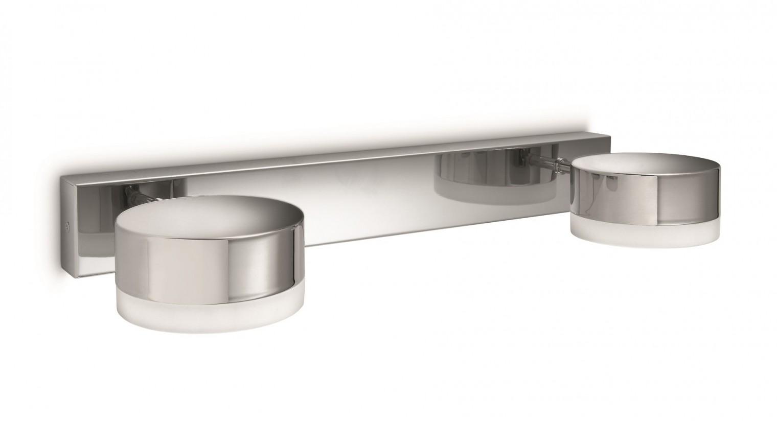 Bath - Kúpeľňové osvetlenie GX53, 37cm (lesklý chrom)