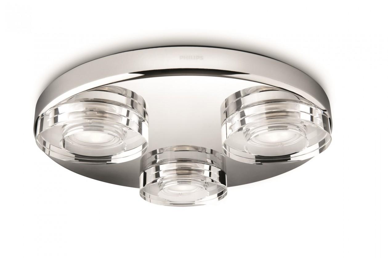 Bath - Kúpeľňové osvetlenie LED, 32cm (lesklý chrom)