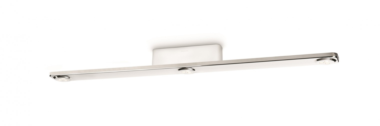 Bath - Kúpeľňové osvetlenie LED, 78,3cm (lesklý chrom)