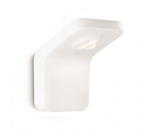 Bath - Kúpeľňové osvetlenie LED, 8,9cm (biela)