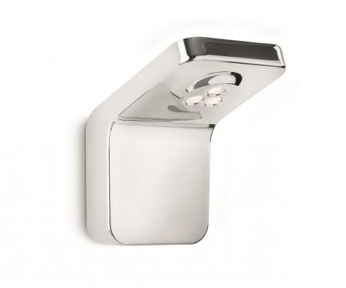 Bath - Kúpeľňové osvetlenie LED, 8,9cm (lesklý chrom)